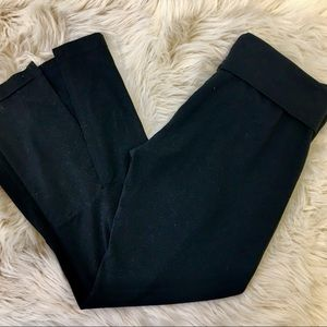 Prana Black Capri Leggings. M